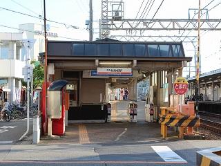 北助松駅(南海本線)